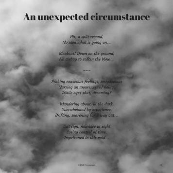 An unexpected circumstance-2